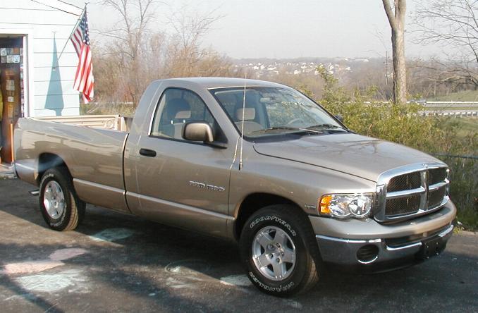 2004 Dodge 1500